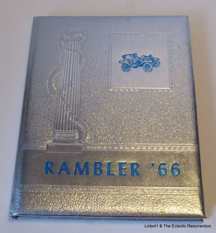 1966 Callahan High School Yearbook Callahan, FL Nassau County, FL Rambler 1966