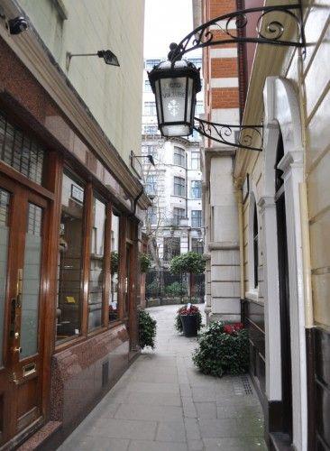 Top 10 Square Mile Alleyways | Londonist
