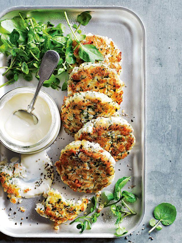 Tarragon Crab Cakes With Aioli | Donna Hay