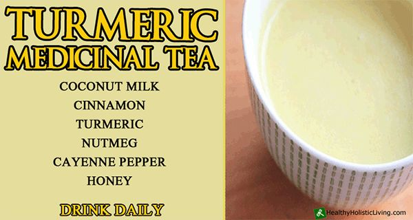 The Incredible and Unbelievable Health Benefits of Turmeric Tea