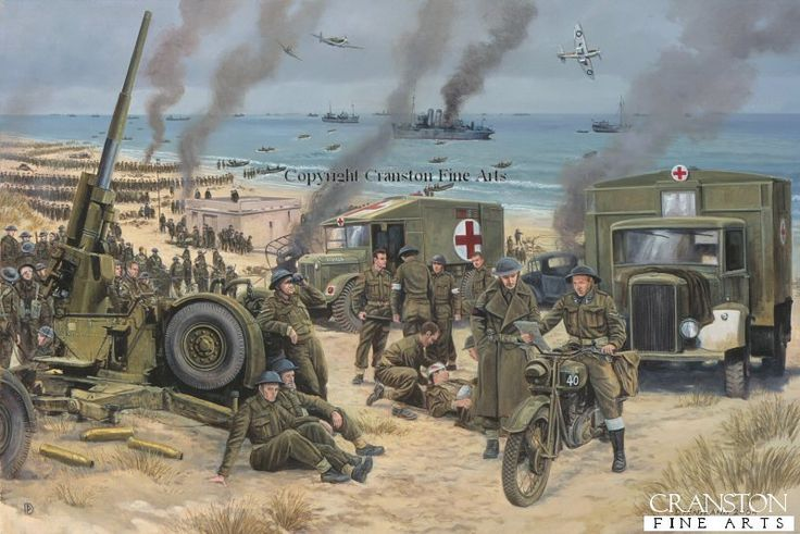 d-day european theater