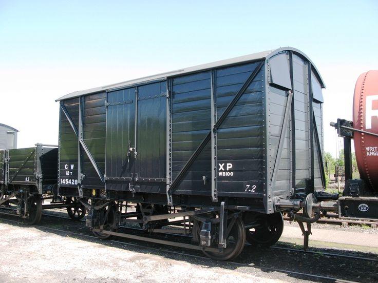 File:GWR wagon V34 VAN 145428.jpg