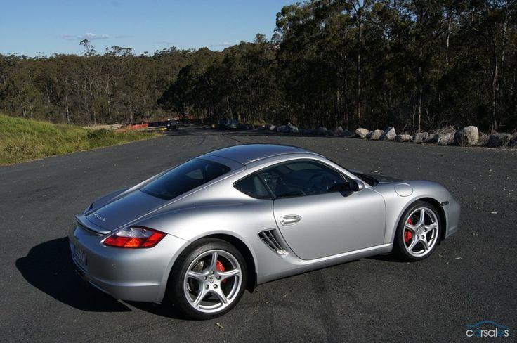 2006 Porsche Cayman 987 S Sports Automatic