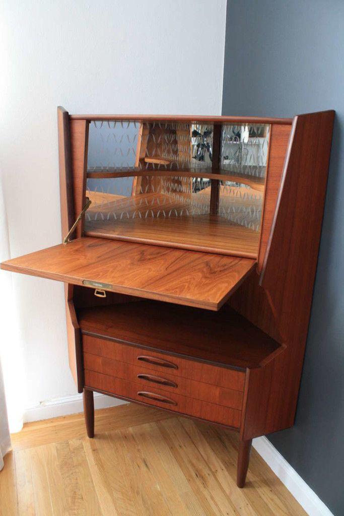 Amazing Small Corner Bar Liquor Cabinet