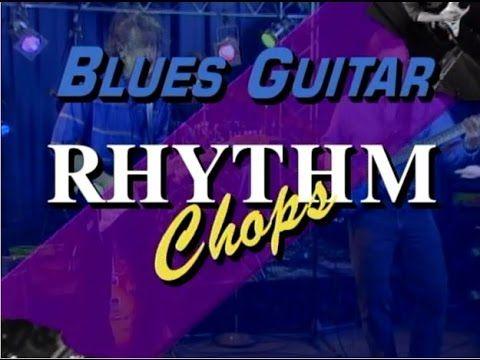 Keith Wyatt  - Blues Guitar Rhythm Chops