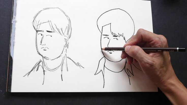 2 Tips for Confident Sketching