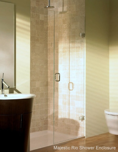 Majestic Rio Frameless Shower Door