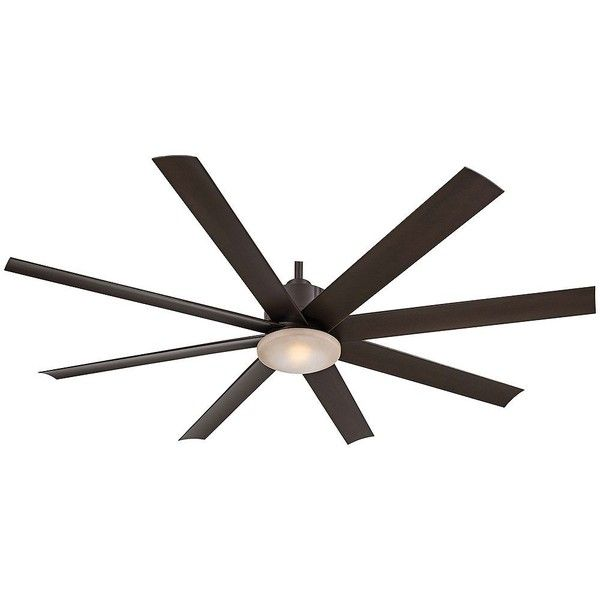 "65"" Minka Aire Slipstream Bronze Outdoor Ceiling Fan ($560) ❤ liked on Polyvore featuring home, outdoors, outdoor decor, outside ceiling fans, remote control ceiling fans, bronze ceiling fan, outdoor garden decor and minka aire ceiling fans"