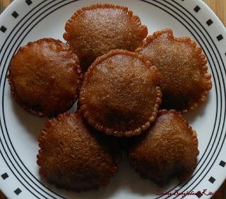 Teler Pitha(তেলের পিঠা) - staple Bangladeshi sweet for Eid. Memories Flash back