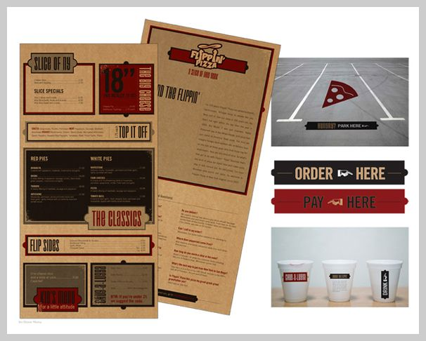 The 25+ best Pizza menu design ideas on Pinterest Pizza menu - restarunt brochure