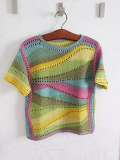 christa-l's Sommertraum Pullover