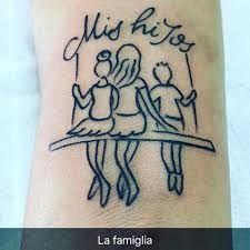 Risultati immagini per tatuaggi famiglia
