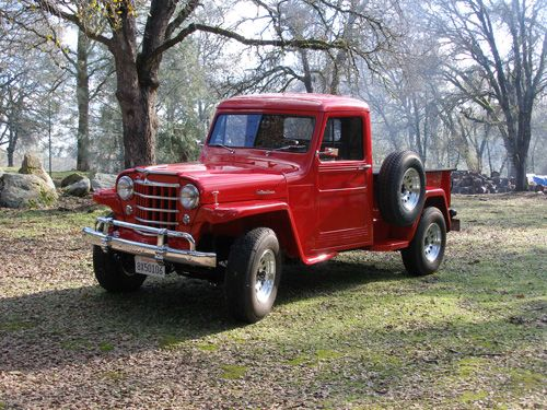 1953 4WD Willys Truck - Photo submitted by Steven Haugaard.