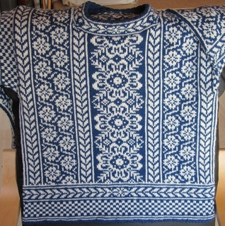 wintergarden pullover sweater