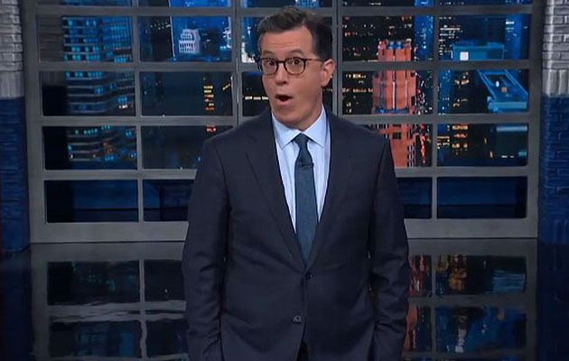 Stephen Colbert Left Speechless After Vindman Claps Back During Moving Impeachment Testimony Stephen Colbert Ken Burns Documentaries Colbert