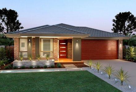 Clarendon Home Designs: Denton 21 Carlton Facade. Visit www.localbuilders.com.au/builders_victoria.htm to find your ideal home design in Victoria