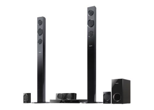 Panasonic SC-BTT195 3D Blu-Ray Disc 5.1 Surround Sound Home Theater System Best Price with Free Shipping !!! Lowest Price : $322.99