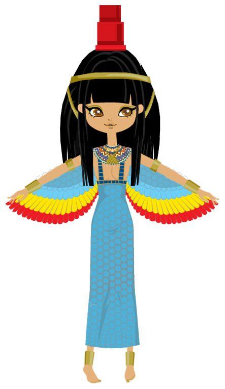 Egyptian Goddess Isis | Egyptian God Isis http://marasop.deviantart.com/art/Egyptian-Goddess ...