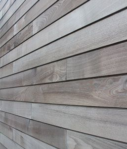Weathered Brimstone ash cladding Brimstone ash cladding | VHL4 Produced from ash (Fraxinus excelsior), the most prolific white wood in our mixed woodlands, and enemy of the keen gardener, Brimstone Ash is the most popular item in the range. Once prized for its strength and flexibility, ash was one of the staples of the …