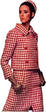 Dior 1966. 1960s fashion