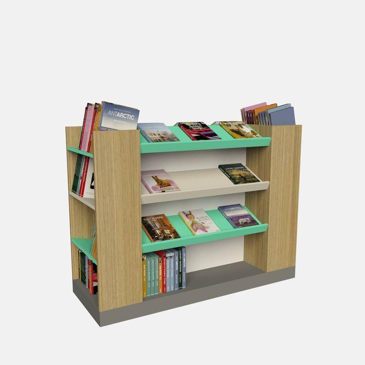Γόνδολα βιβλιοπωλείου 01-023