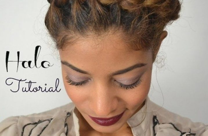 10 Cute Updos Hairstyles for Natural Hair