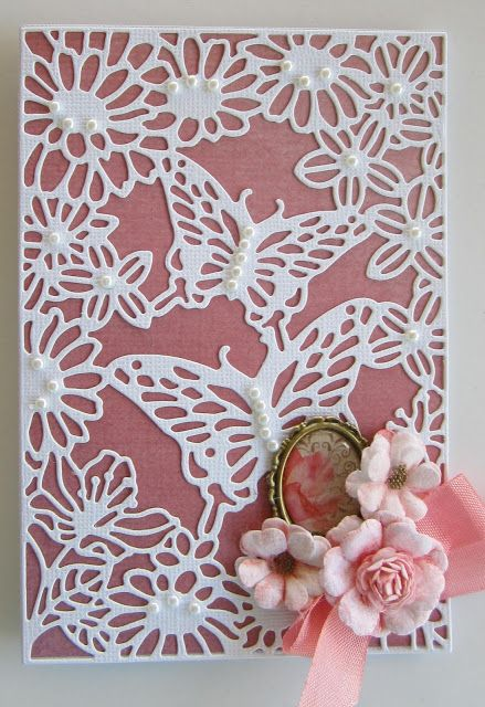 Artdeco Creations Brands: L'Aquarelle Collection Cards by Kerrie Gurney