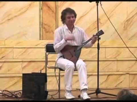 Алексей Архиповский виртуоз с балалайкой.flv - YouTube