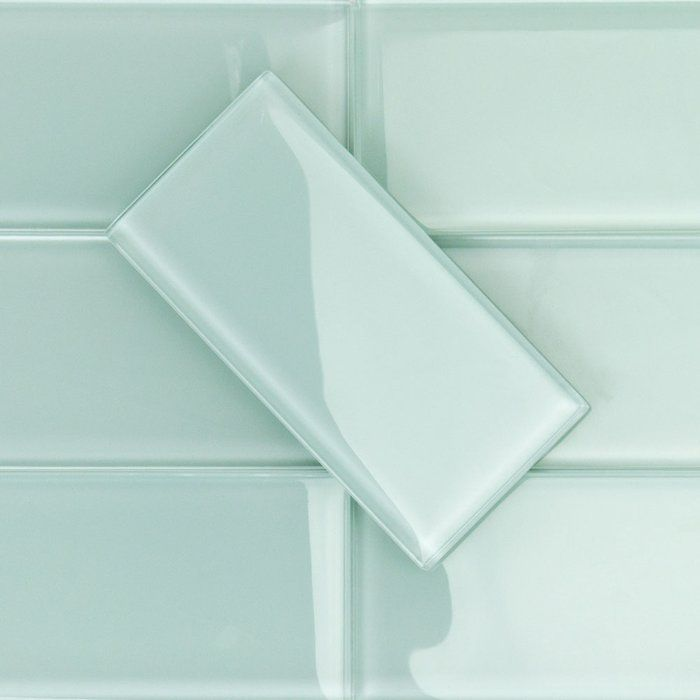 Contempo 3″ x 6″ Glass Subway Tile