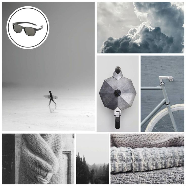 MONDAY MOODBOARD; SKY GREY. Start your week with color inspiration! In this weekly Monday Moodboard it's all about grey. Focus: Foggy Autumn. Ice-Watch Eyewear model: Pulse - grey  https://www.facebook.com/photo.php?fbid=667845873255003&set=a.624733494232908.1073741830.622477121125212&type=1&theater
