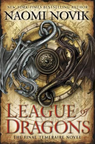 55 best new fantasyscience fiction images on pinterest book league of dragons naomi novik summer 2016s must read science fiction fantasy fandeluxe Images