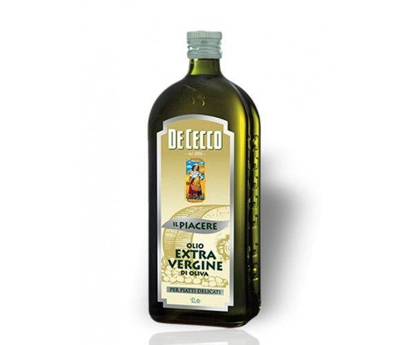 """Итальянская фирма """"De Cecco"""" производит свою продукцию с 1886 года.Это натуральные оливковые масла, первого холодного отжима (Olio Extra Vergine Di Oliva)"""