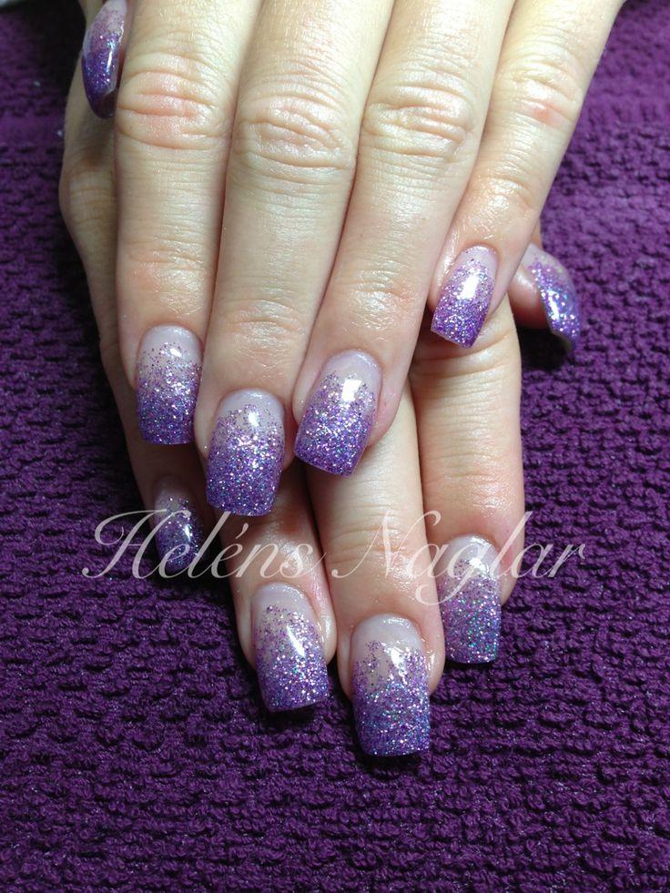 Always beautiful with purple!