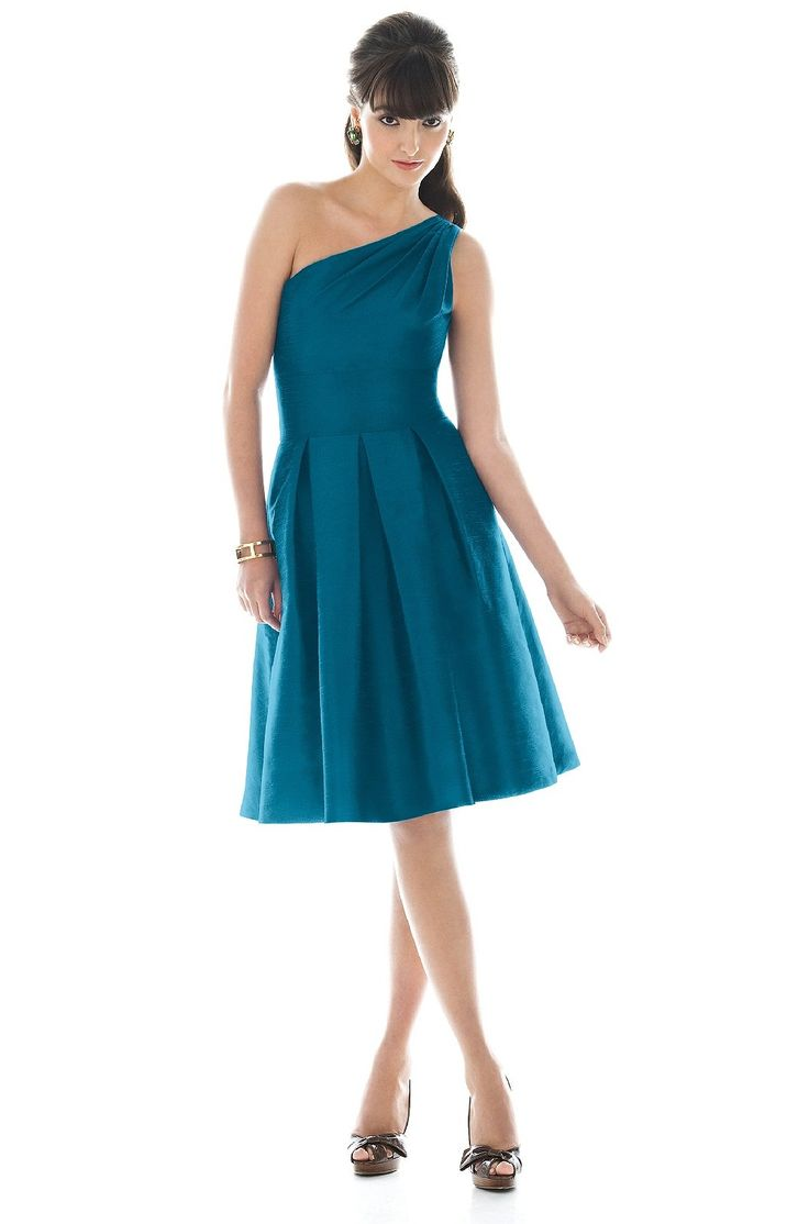 Teal Green Bridesmaid Dresses
