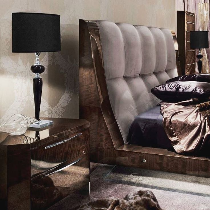 Vogue Bedroom.  Italian Class.  #madeinitaly #sovereigninteriors see the entire Vogue collection at www.sovereigninteriors.com.au