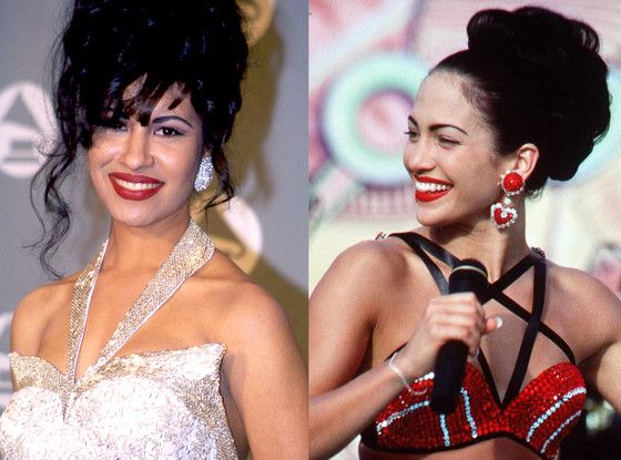 I LOVE SELENA AND SO DO MY BABIES WE OVE HEHAVE SELENA MOVIE...Jennifer Lopez Will Pay Tribute to Selena Quintanilla at Billboard Latin Music Awards | E! Online Mobile