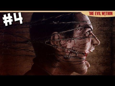 The Evil Within - Прохождение на русском ► ЭТОТ БЕЗУМНЫЙ МИР. Выпуск #04