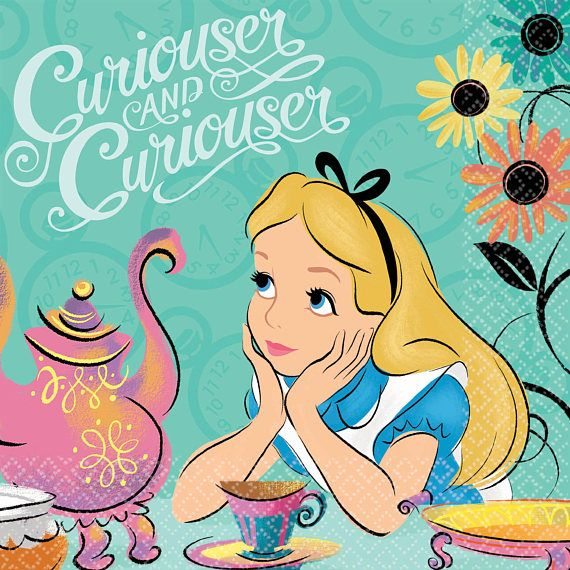 Clean Up After Your Fun Party Adventure With Alice In Wonderland