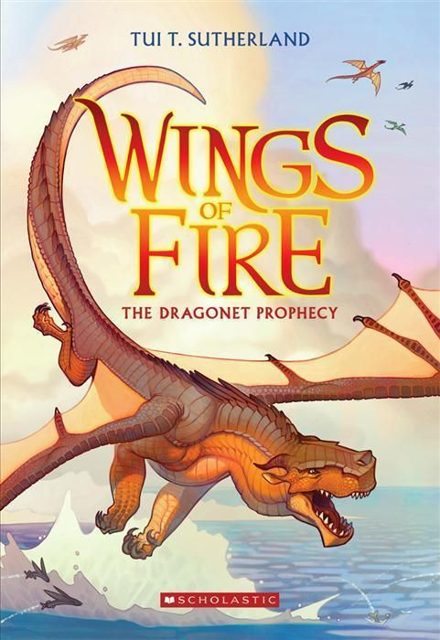 The Dragonet Prophecy (Wings of Fire) by Tui T. Sutherland Review by Sam S Age 9 Today's review is a book that is on the approved primary schools reading list, but I think Sam reviewed it because this book…