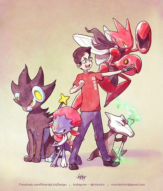 1031 best pokemon3 images on Pinterest  Pokemon stuff Cg art