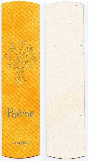Poeme - Lancome