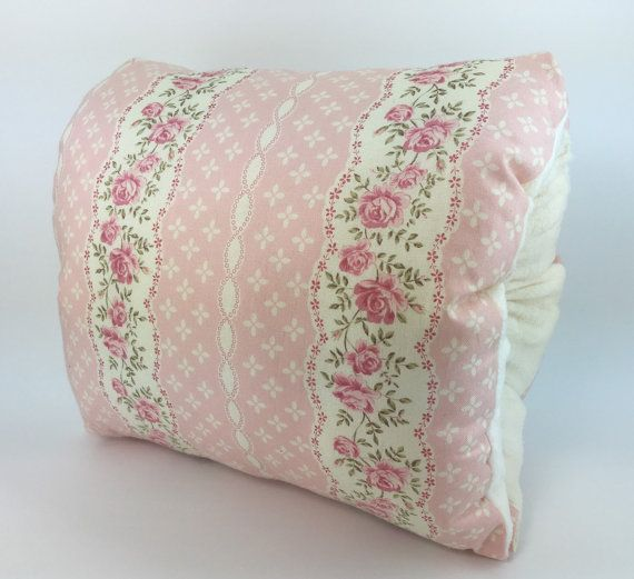 Shabby Chic Pillow Ideas : Shabby Chic Nursie/ Breastfeeding Support Pillow/Nursing Pillow/ Arm Pillow/ Travel Pillow ...