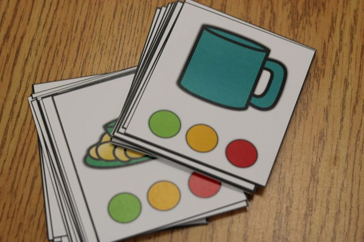 Kindergarten guided reading freebie sound cards!