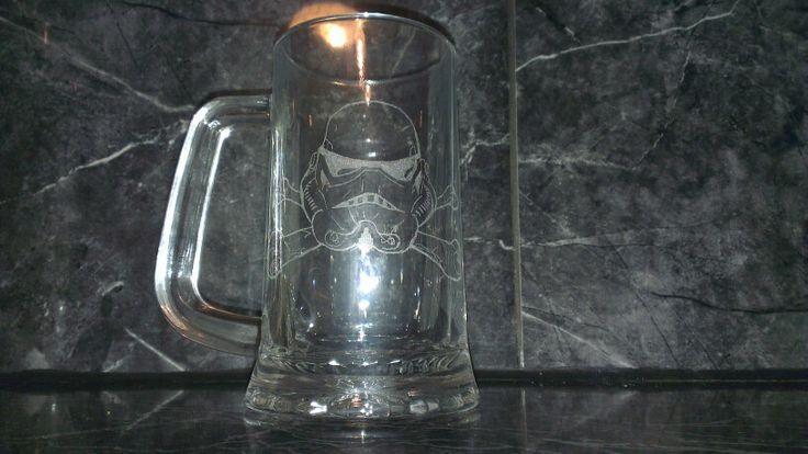 Stormtrooper beer mug