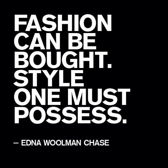 Quotes Fashion Inspiration. QuotesGram