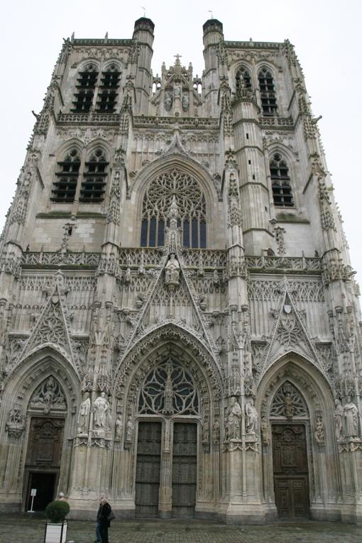 Abbey Saint Wulfran. Abbeville, France. Fifteenth century.