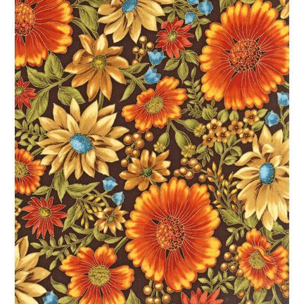 Robert Kaufman - Tuscan Wildflower 2 APTM-8204-193 SUMMER