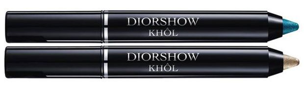 New Dior show Khol Pearly Turquoise  e Pearly Board.