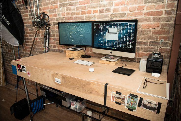 Photographer Standing Desk Work Desk Photographer Or