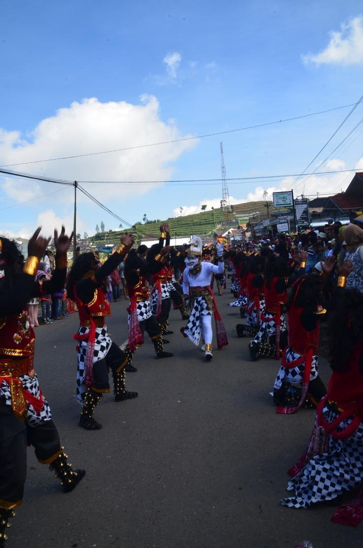 Dieng Culture Fest , Wonosobo-Indonesia